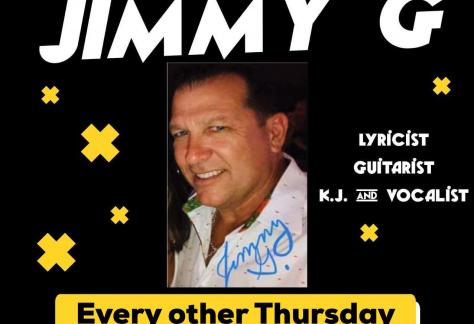 Jimmy-G-Poster American Legion Dania Beach